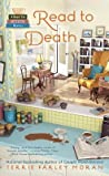 Read to Death (A Read 'Em and Eat Mystery, #3)
