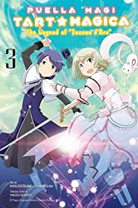 Puella Magi Tart Magica, Vol. 3: The Legend of Jeanne d'Arc