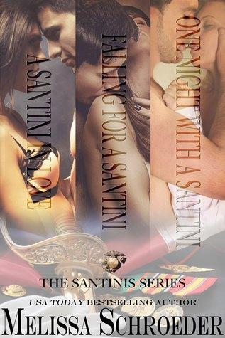The Santinis Collection: Volume Two (The Santinis, #6-8)
