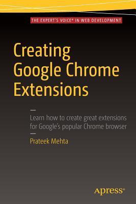 creating Google chrome extension