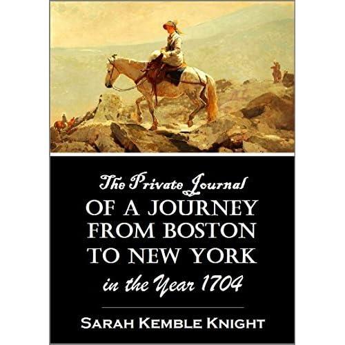 sarah kemble knight the journal of madam knight