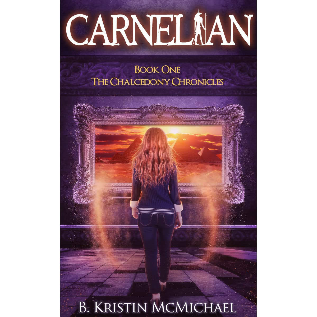 Carnelian (chalcedony Chronicles, #1) By B Kristin Mcmichael €� Reviews,  Discussion, Bookclubs, Lists