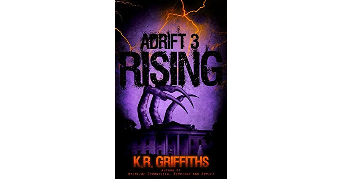 Rising (Adrift, #3) by K R  Griffiths