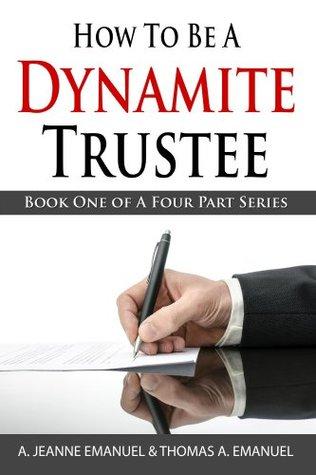 The Successor Trustee (Dynamite Trustee Book 1)