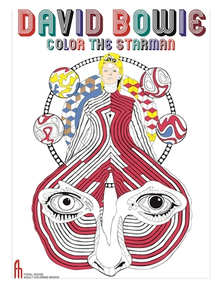 David Bowie: Color the Starman