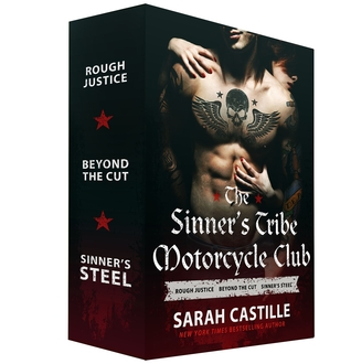 The Sinner's Tribe Motorcycle Club: Rough Justice / Beyond the Cut / Sinner's Steel (Sinner's Tribe Motorcycle Club #1-3)