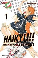 Haikyu!! Fly High! Volleyball 01 (Haikyuu!!, #1)