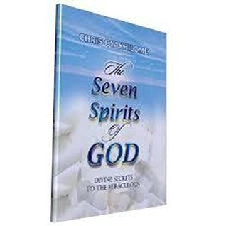 the seven spirits of god by pastor chris oyakhilome pdf: divine secrets to the miraculous