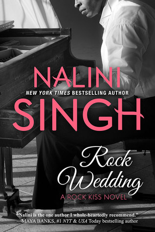 Book Review: Rock Wedding by Nalini Singh