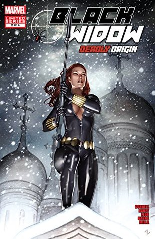 Black Widow: Deadly Origin (2009-2010) #2