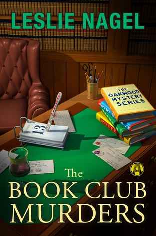 The Book Club Murders (Oakwood Mystery #1)