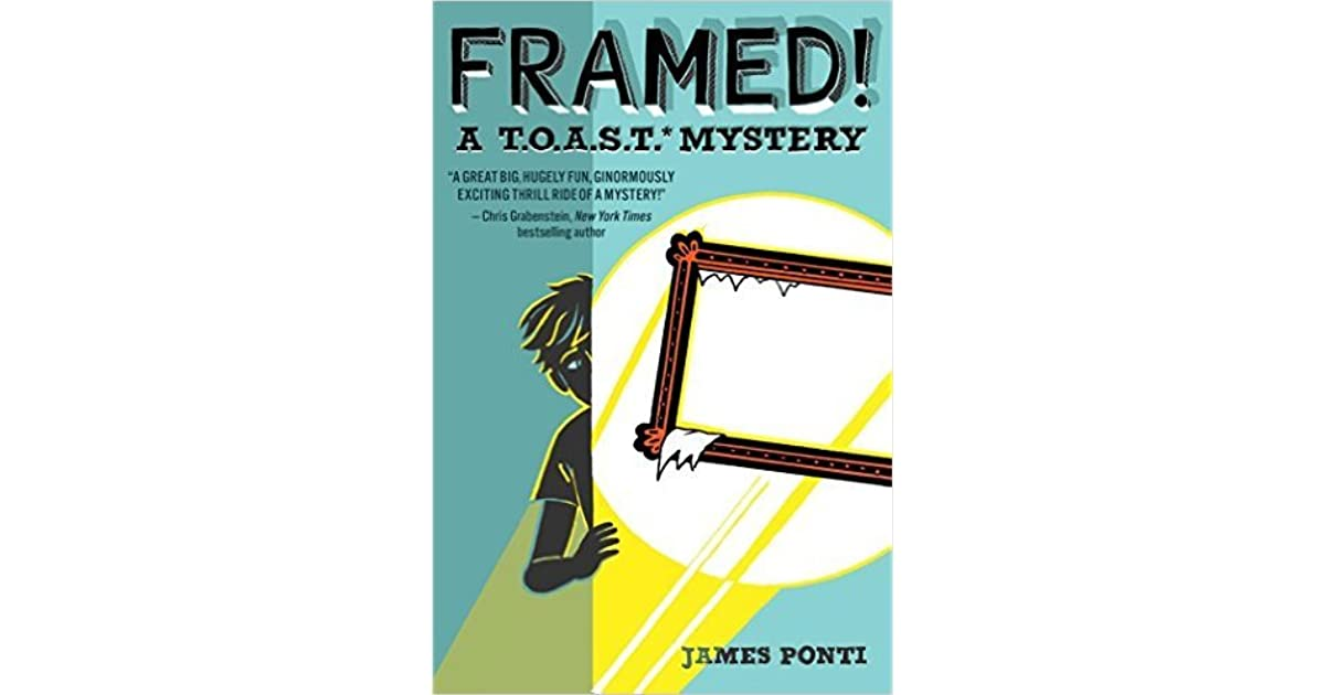 Framed! (Framed #1) by James Ponti