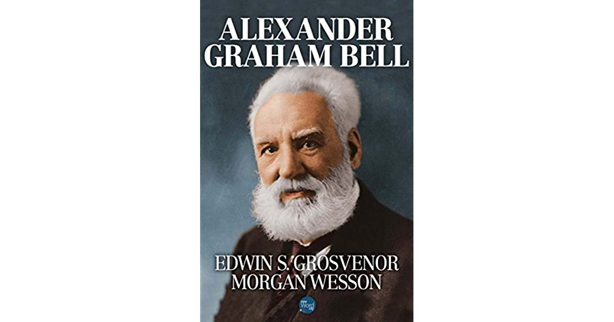 a brief biography of alexander graham bell and his influence in communication Buy products related to alexander graham bell products and see what for a brief look at bell's life you alexander graham bell (on my own biography) by.