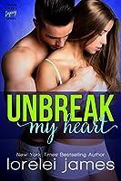 Unbreak My Heart (Rough Riders Legacy, #1)
