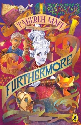 Furthermore (Furthermore, #1)