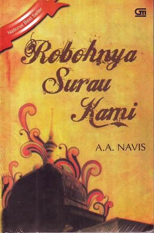 Robohnya Surau Kami By A A Navis 5 Star Ratings