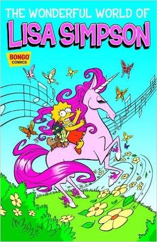 Wonderful World of Lisa Simpson #1