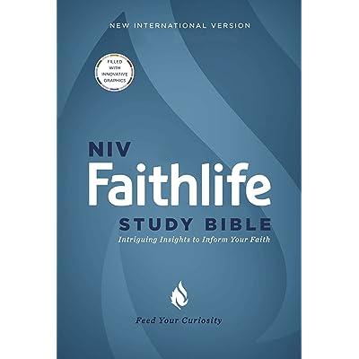 faith life study bible