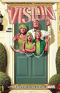 The Vision, Volume 1: Little Worse Than A Man