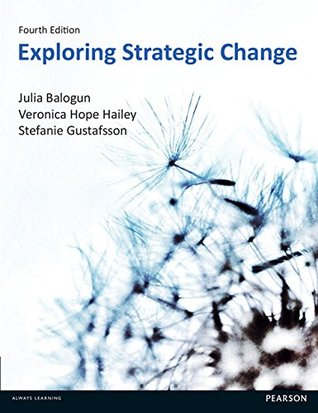 Exploring Strategic Change 4th edn
