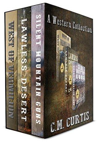 A Western Collection - Set 1: (West of Vermillion, Lawless Desert, & Silent Mountain Guns)