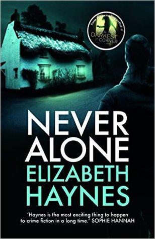 Never Alone by Elizabeth Haynes