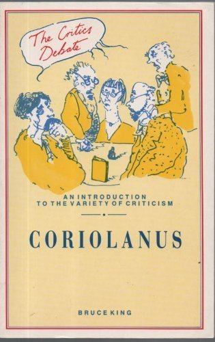 Coriolanus Bruce Alvin King