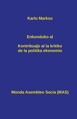 Enkonduko Al Kontribua and 309;o Al La Kritiko de La Politika Ekonomio Karlo Markso, Vilhelmo Lutermano