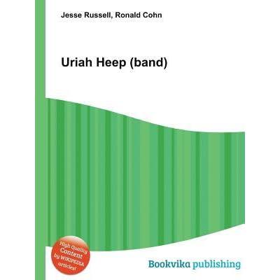 Uriah Heep By Ronald Cohn