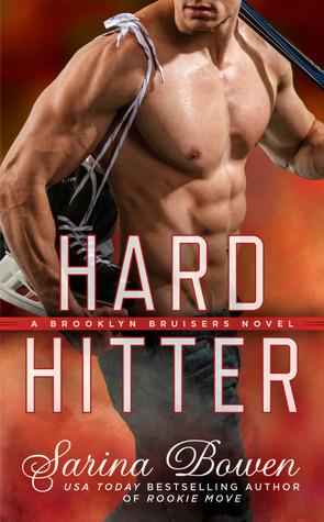 Hard Hitter door Sarina Bowen