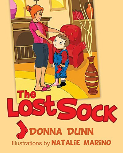 The Lost Sock  by  Donna  Dunn