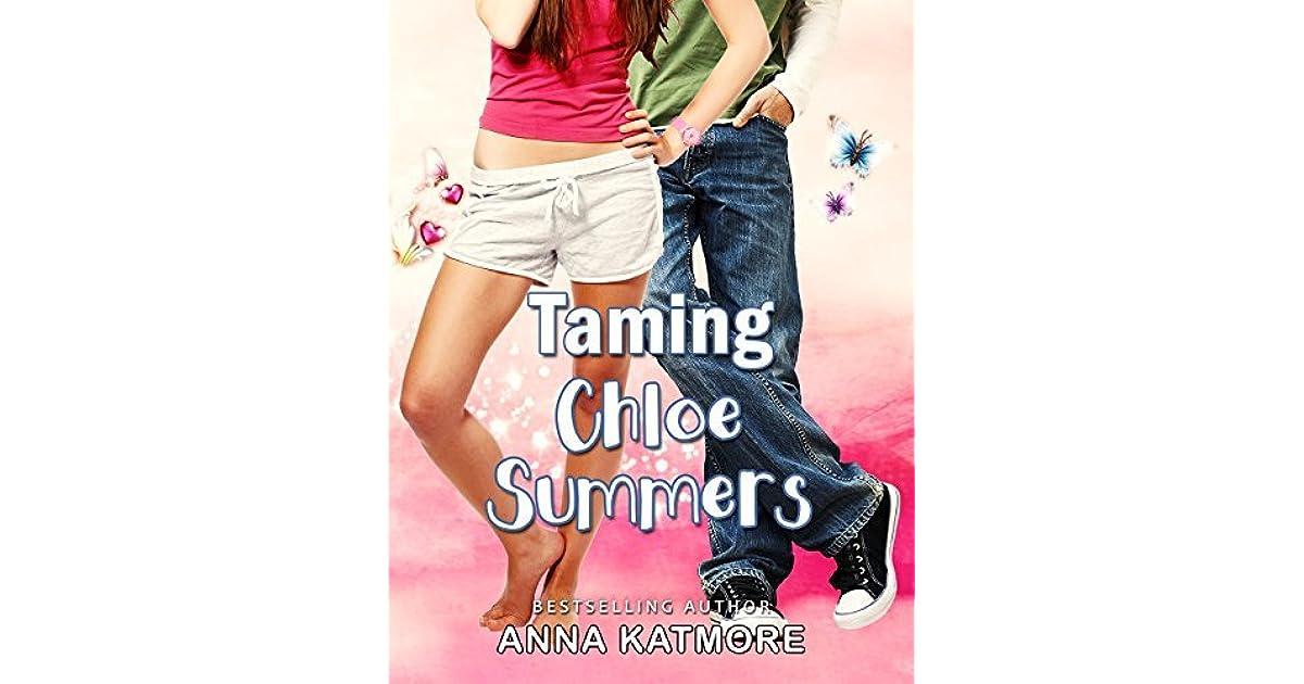 Taming Chloe Summers (Grover Beach Team, #7) by Anna Katmore