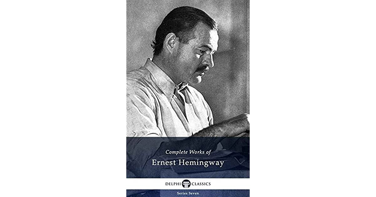 the writing style of ernest hemingway am american novelist and short story writer The iceberg theory is the writing style of american writer ernest hemingway i am trying in all my was so short the laws of prose writing are as.