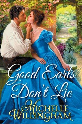 Good Earls Don't Lie (Earls Next Door, #1)