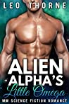 Alien Alpha's Little Omega (Zatan Warriors, #1)