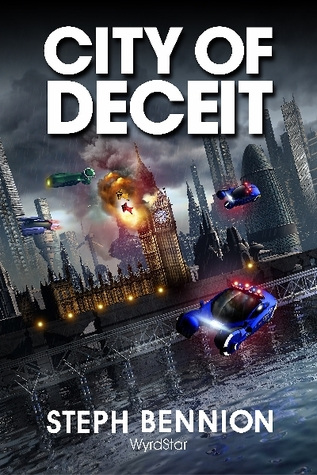 City Of Deceit (Hollow Moon #3)