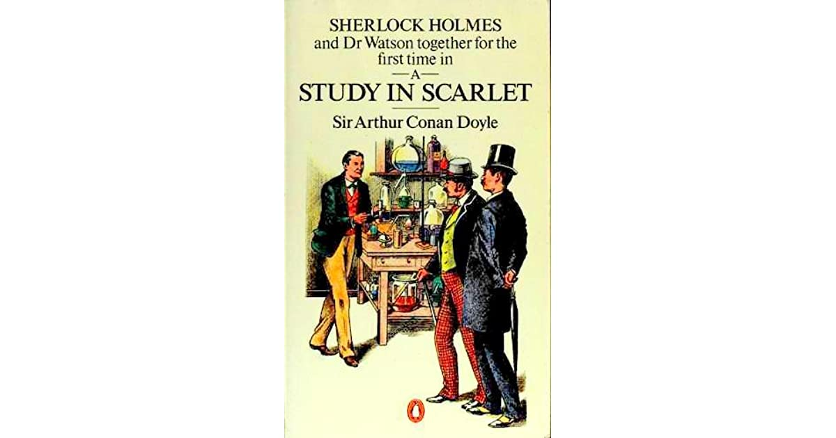 a study in scarlet book review