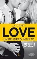 Love. Un pensiero infinito (Slater Brothers, #3)