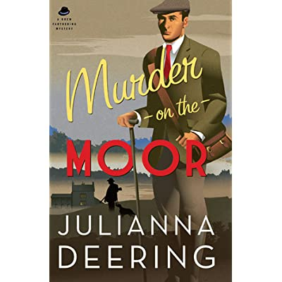 Image result for Murder on the Moor by Julianna Deering
