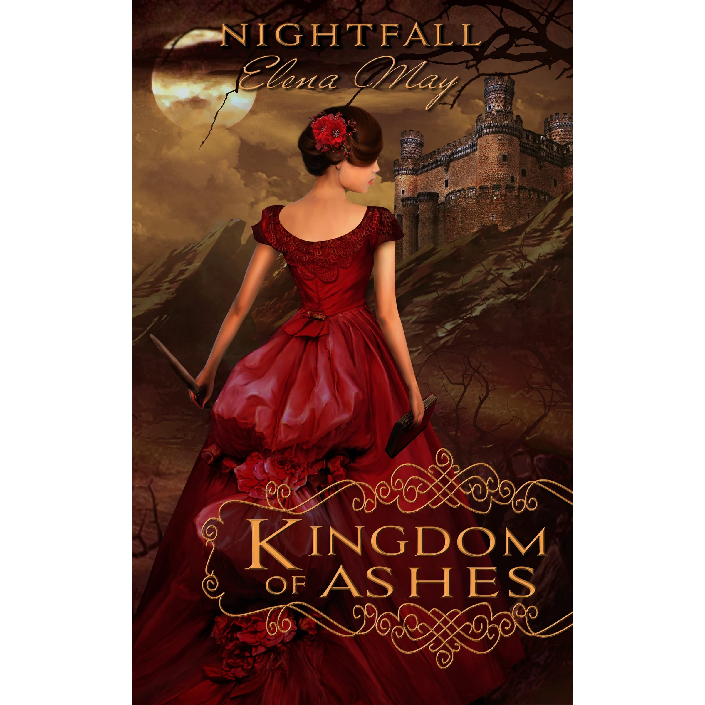 Kingdom Manga Goodreads: Kingdom Of Ashes (Nightfall, #1) By Elena May