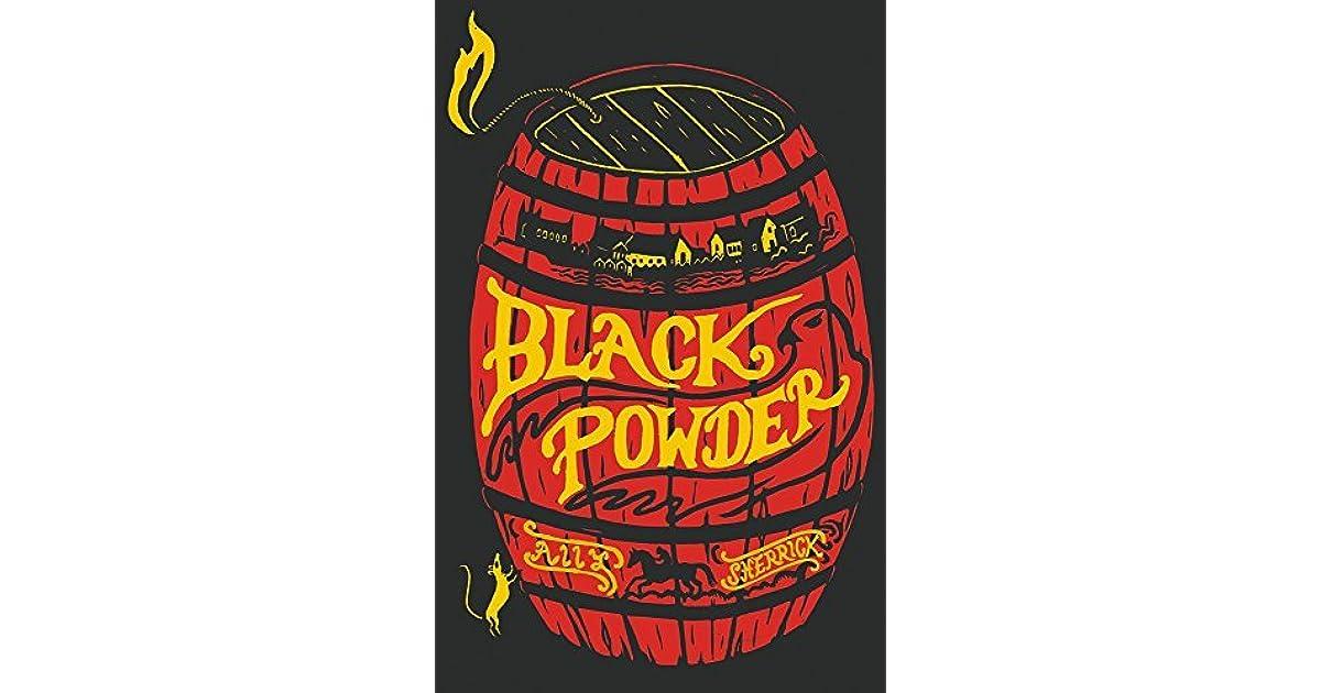 Black Powder By Ally Sherrick