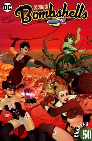 DC Comics: Bombshells (2015-) #50