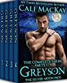 Greyson - The Complete Serial, Parts 1 - 4 (The Silver Moon Pack #0)