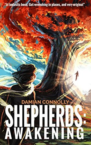 Shepherds by Damian Connolly