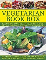 The Vegetarian Cookbox: The Complete Vegetarian Cookbook, And The Practical Encyclopedia Of Whole Foods
