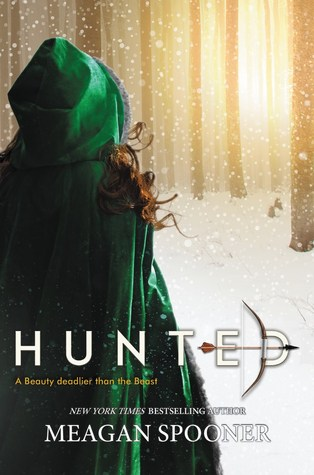 Hunted by Megan Spooner