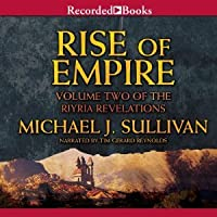 Rise of Empire (The Riyria Revelations #3-4)
