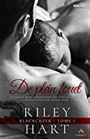 De plein fouet (Blackcreek, #1)