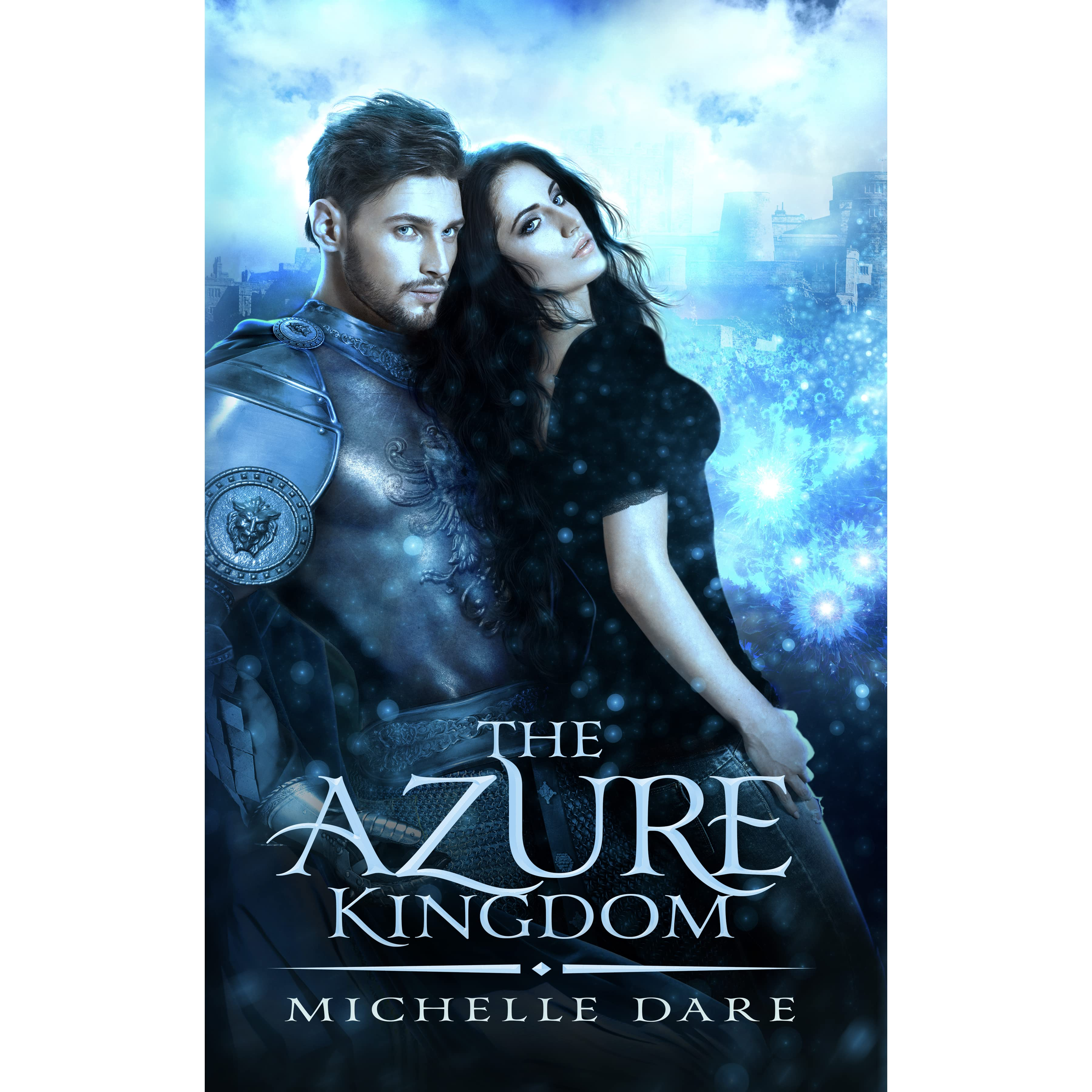 Kingdom Manga Goodreads: The Azure Kingdom (The Iridescent Realm, #1) By Michelle