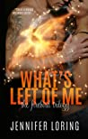 What's Left of Me (Firebird Trilogy #2)